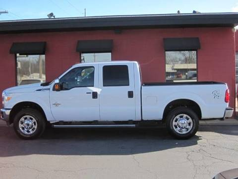 2016 Ford F-250 Super Duty for sale at Tjelmeland Laketown Automotive in Springfield IL