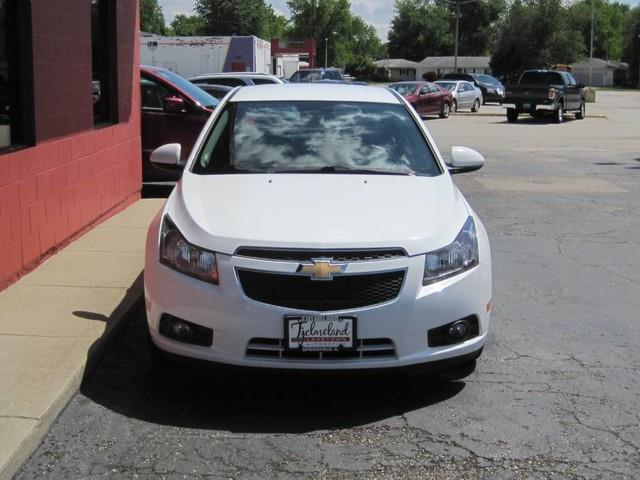 2014 Chevrolet Cruze for sale at Tjelmeland Laketown Automotive in Springfield IL