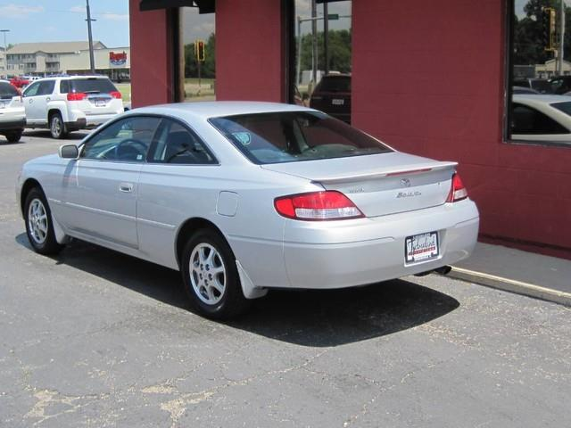 2000 Toyota Camry Solara for sale at Tjelmeland Laketown Automotive in Springfield IL