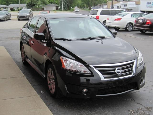 2013 Nissan Sentra for sale at Tjelmeland Laketown Automotive in Springfield IL
