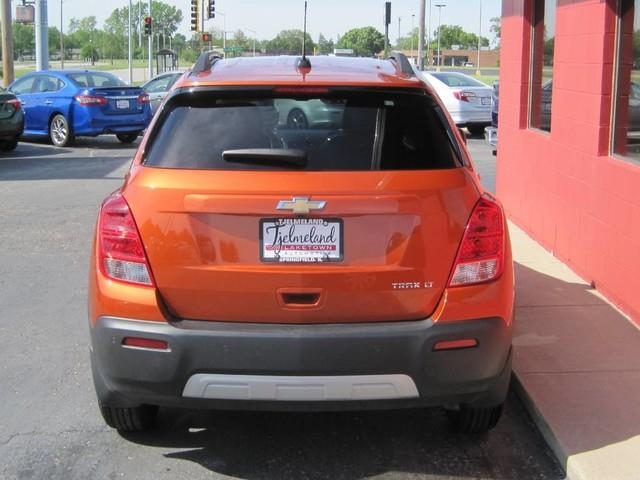 2016 Chevrolet Trax for sale at Tjelmeland Laketown Automotive in Springfield IL