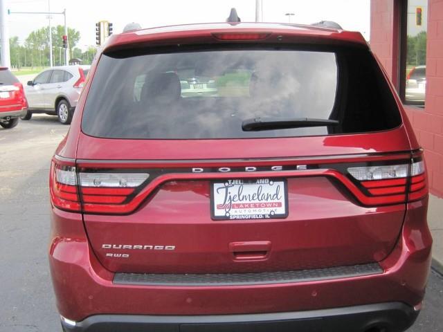 2014 Dodge Durango for sale at Tjelmeland Laketown Automotive in Springfield IL