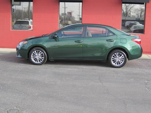 2014 Toyota Corolla for sale at Tjelmeland Laketown Automotive in Springfield IL