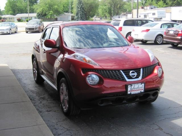 2013 Nissan JUKE for sale at Tjelmeland Laketown Automotive in Springfield IL