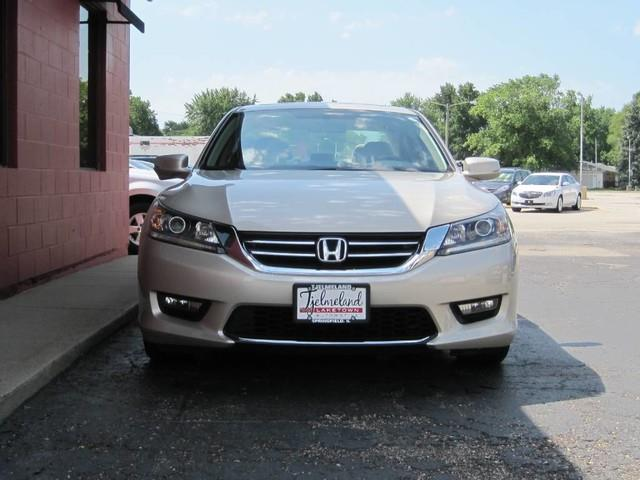2014 Honda Accord for sale at Tjelmeland Laketown Automotive in Springfield IL
