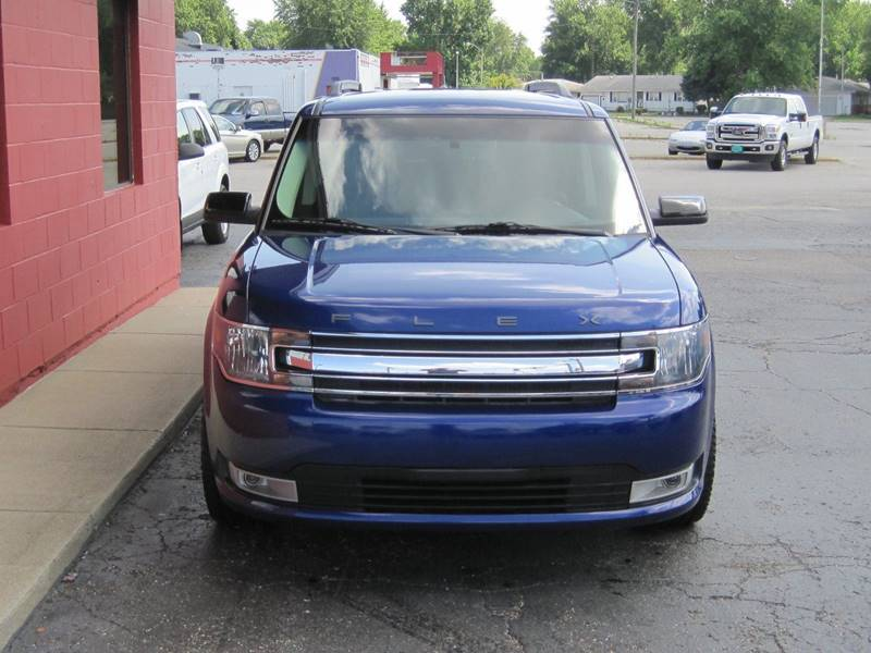 2014 Ford Flex for sale at Tjelmeland Laketown Automotive in Springfield IL