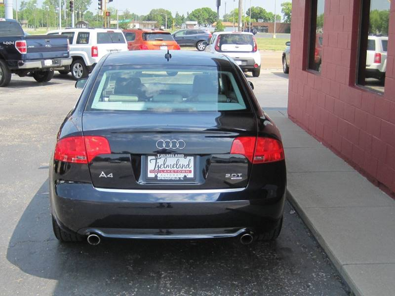 2008 Audi A4 for sale at Tjelmeland Laketown Automotive in Springfield IL