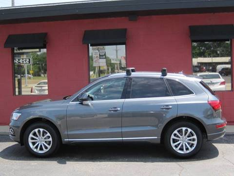 2016 Audi Q5 for sale at Tjelmeland Laketown Automotive in Springfield IL