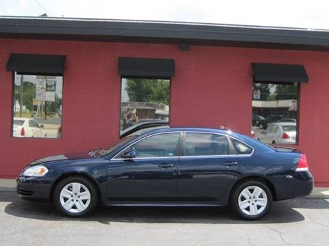 2010 Chevrolet Impala for sale at Tjelmeland Laketown Automotive in Springfield IL