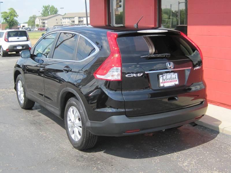 2014 Honda CR-V for sale at Tjelmeland Laketown Automotive in Springfield IL