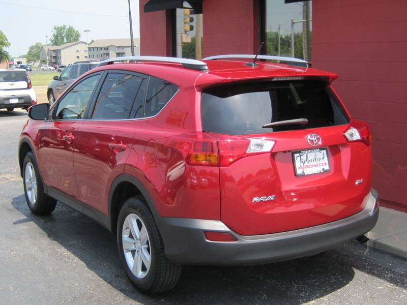 2014 Toyota RAV4 for sale at Tjelmeland Laketown Automotive in Springfield IL