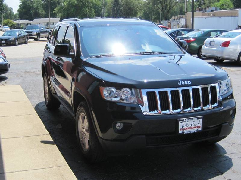 2011 Jeep Grand Cherokee for sale at Tjelmeland Laketown Automotive in Springfield IL