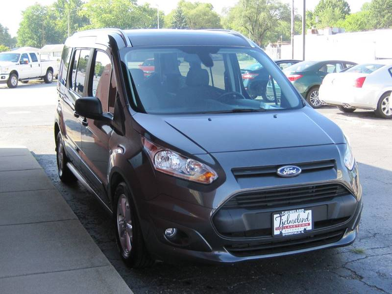 2016 Ford Transit Connect Wagon for sale at Tjelmeland Laketown Automotive in Springfield IL