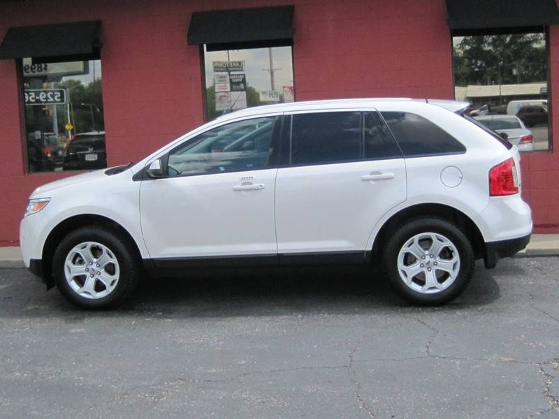 Ford Edge For Sale At Tjelmeland Laketown Automotive In Springfield Il