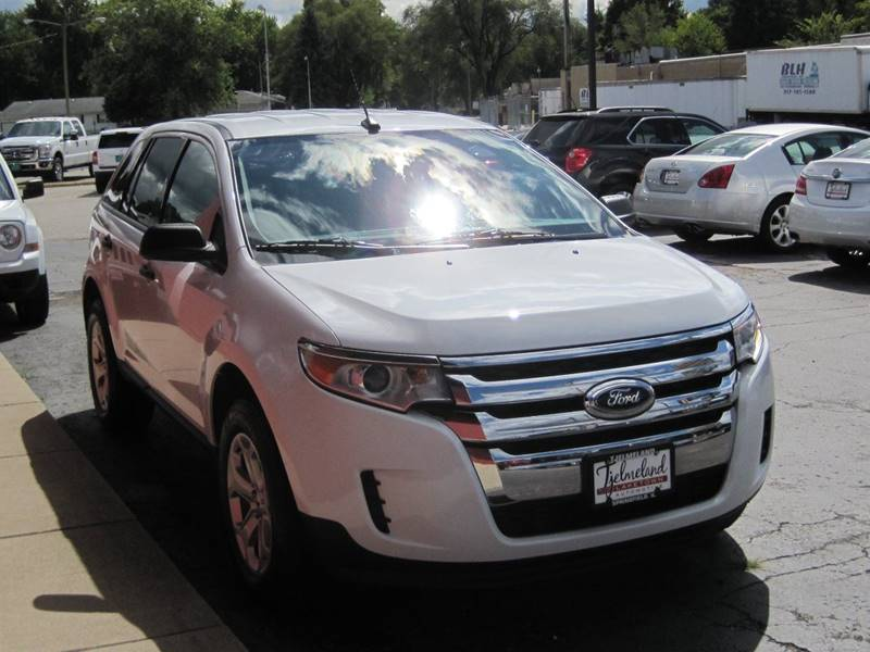 2014 Ford Edge for sale at Tjelmeland Laketown Automotive in Springfield IL