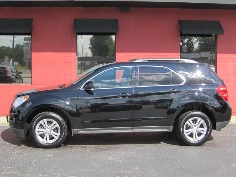 2015 Chevrolet Equinox for sale at Tjelmeland Laketown Automotive in Springfield IL