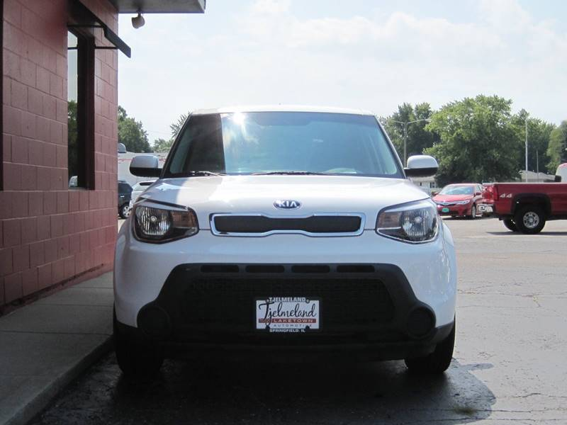 2014 Kia Soul for sale at Tjelmeland Laketown Automotive in Springfield IL