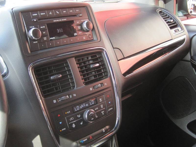 2015 Dodge Grand Caravan for sale at Tjelmeland Laketown Automotive in Springfield IL