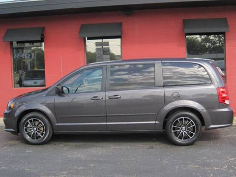2015 Dodge Grand Caravan for sale at Tjelmeland Laketown Automotive in Springfield IL
