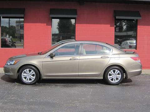 2010 Honda Accord for sale at Tjelmeland Laketown Automotive in Springfield IL