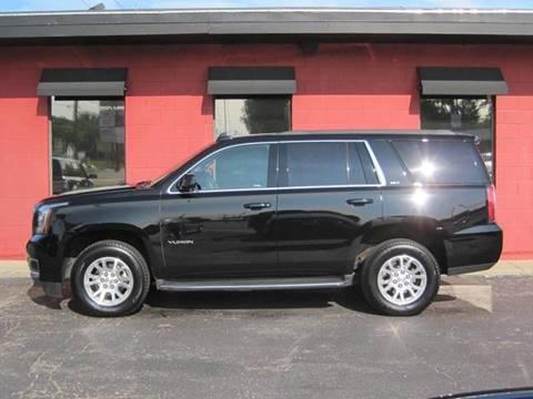 2017 GMC Yukon for sale at Tjelmeland Laketown Automotive in Springfield IL