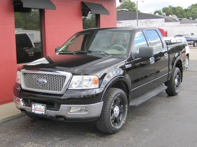 2004 Ford F-150 for sale at Tjelmeland Laketown Automotive in Springfield IL