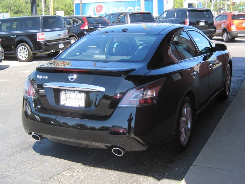 2012 Nissan Maxima for sale at Tjelmeland Laketown Automotive in Springfield IL