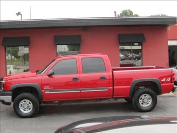 2007 Chevrolet Silverado 2500HD Classic for sale at Tjelmeland Laketown Automotive in Springfield IL
