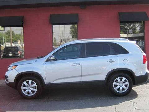 2012 Kia Sorento for sale at Tjelmeland Laketown Automotive in Springfield IL