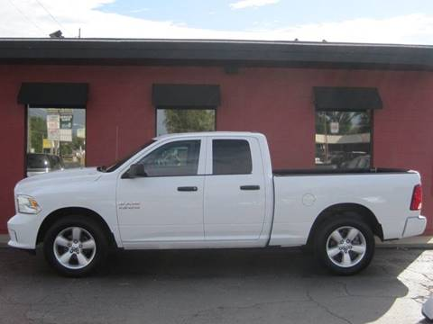 2015 RAM Ram Pickup 1500 for sale at Tjelmeland Laketown Automotive in Springfield IL