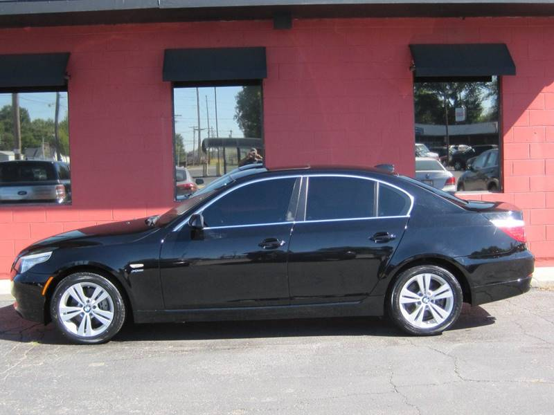 2010 BMW 5 Series for sale at Tjelmeland Laketown Automotive in Springfield IL