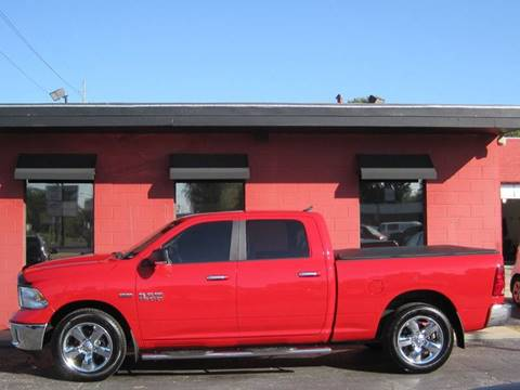 2014 RAM Ram Pickup 1500 for sale at Tjelmeland Laketown Automotive in Springfield IL