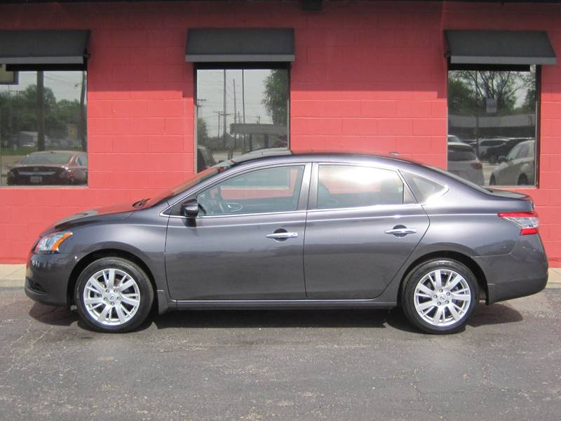 2014 Nissan Sentra For Sale At Tjelmeland Laketown Automotive In  Springfield IL
