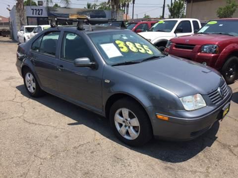 2003 Volkswagen Jetta for sale in Downey, CA