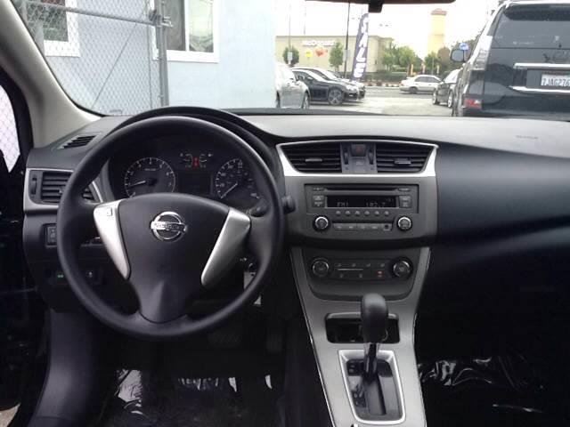 2014 Nissan Sentra S 4dr Sedan CVT - Downey CA