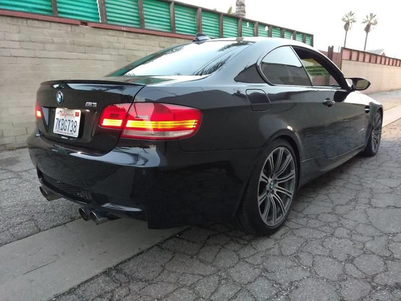 2008 BMW M3 2dr Coupe - Downey CA