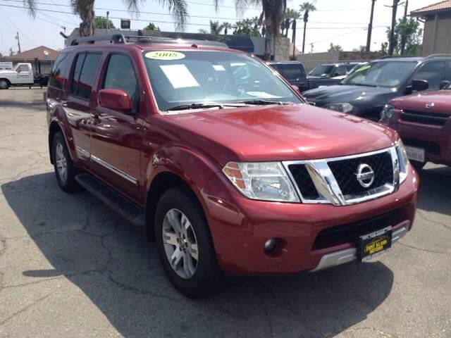 2008 Nissan Pathfinder 4x2 LE 4dr SUV - Downey CA