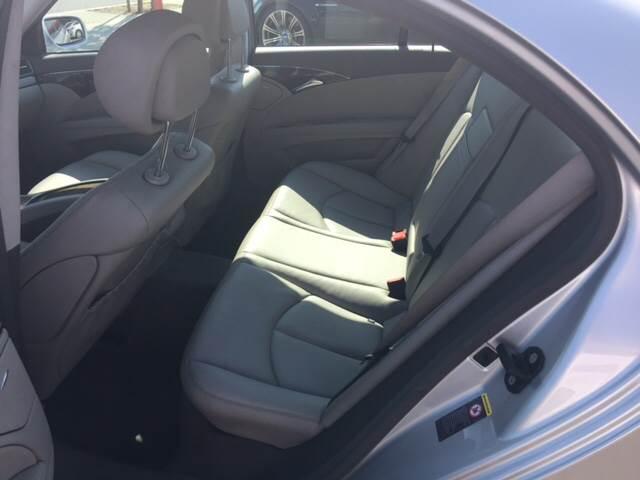 2008 Mercedes-Benz E-Class E 350 4dr Sedan - Downey CA