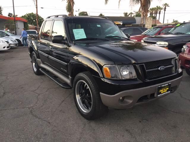 2001 Ford Explorer Sport Trac 4dr Crew Cab SB 2WD - Downey CA