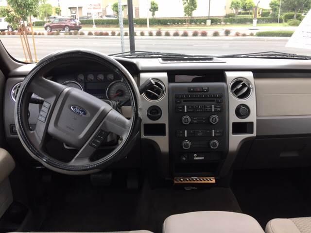 2010 Ford F-150 4x2 XLT 4dr SuperCrew Styleside 5.5 ft. SB - Downey CA