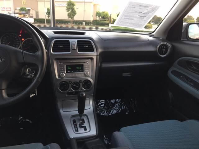 2005 Subaru Impreza AWD Outback Sport Special Edition 4dr Wagon - Downey CA