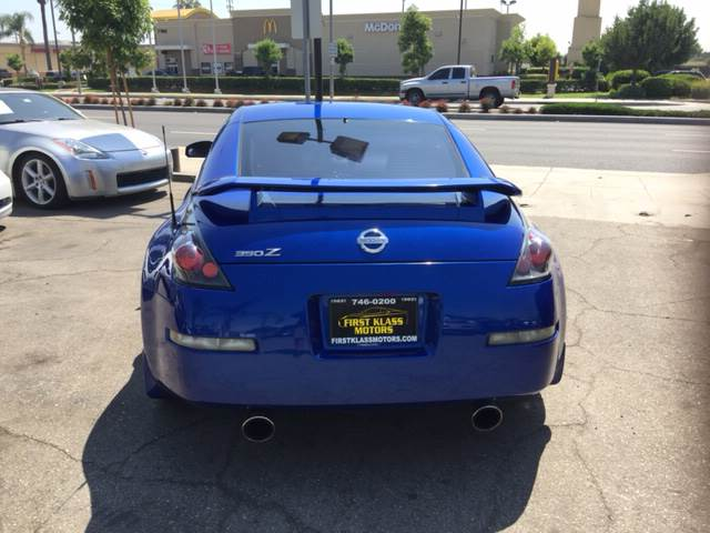 2004 Nissan 350Z Touring 2dr Coupe - Downey CA