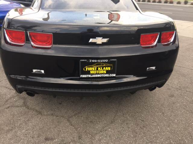 2010 Chevrolet Camaro LS 2dr Coupe - Downey CA