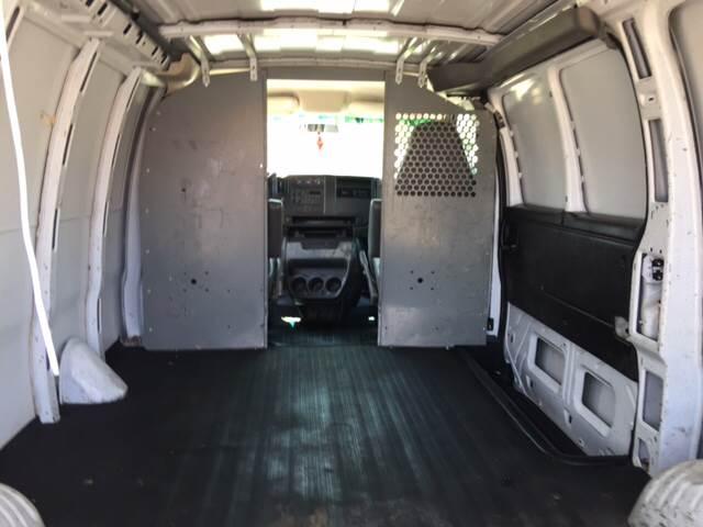 2005 Chevrolet Express Cargo 2500 3dr Van - Downey CA