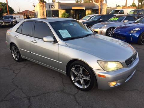 2003 Lexus IS 300 for sale in Downey, CA