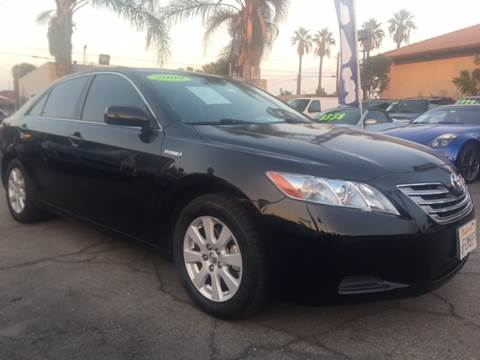 2009 Toyota Camry Hybrid for sale in Downey, CA