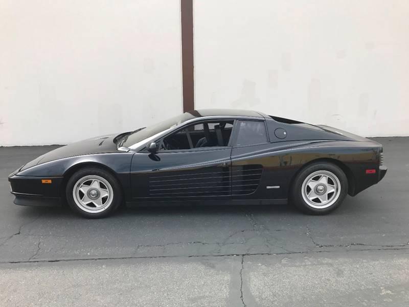 1987 Ferrari Testarossa  - Downey CA
