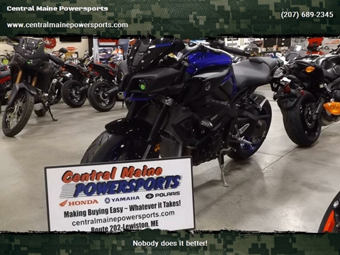 2018 Yamaha MT-10 for sale in Lewiston, ME