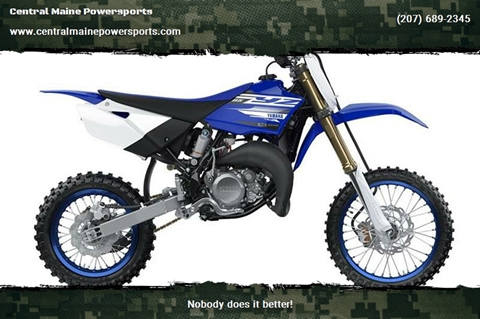 2018 Yamaha YZ85 for sale in Lewiston, ME