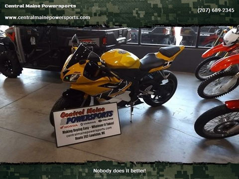 2006 Yamaha YZF-R6 for sale in Lewiston, ME